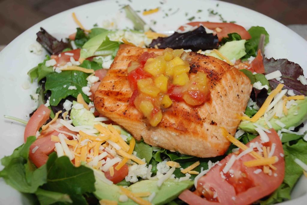 Salmon Salad small